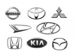 Asiatische Automarken