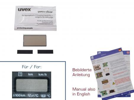 befc5d7198f Display repair kit for VW Golf 1 2 multifunction display