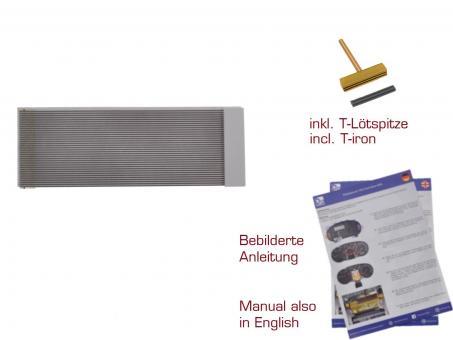 gearworks Display f/ür Microcar MC1//MC2 M.Go Kombiinstrument Reparatur