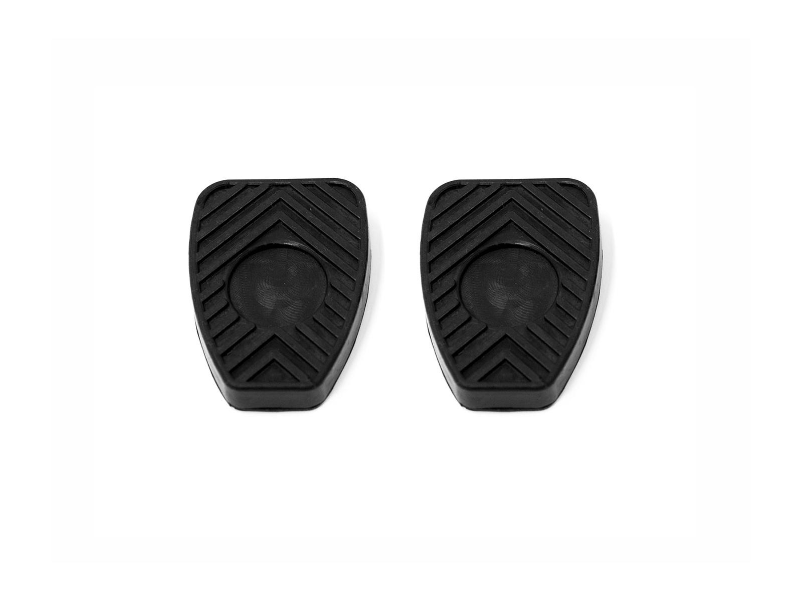 2x Pedalgummis für Porsche 356/911/F/G/964/993/914 Pedale