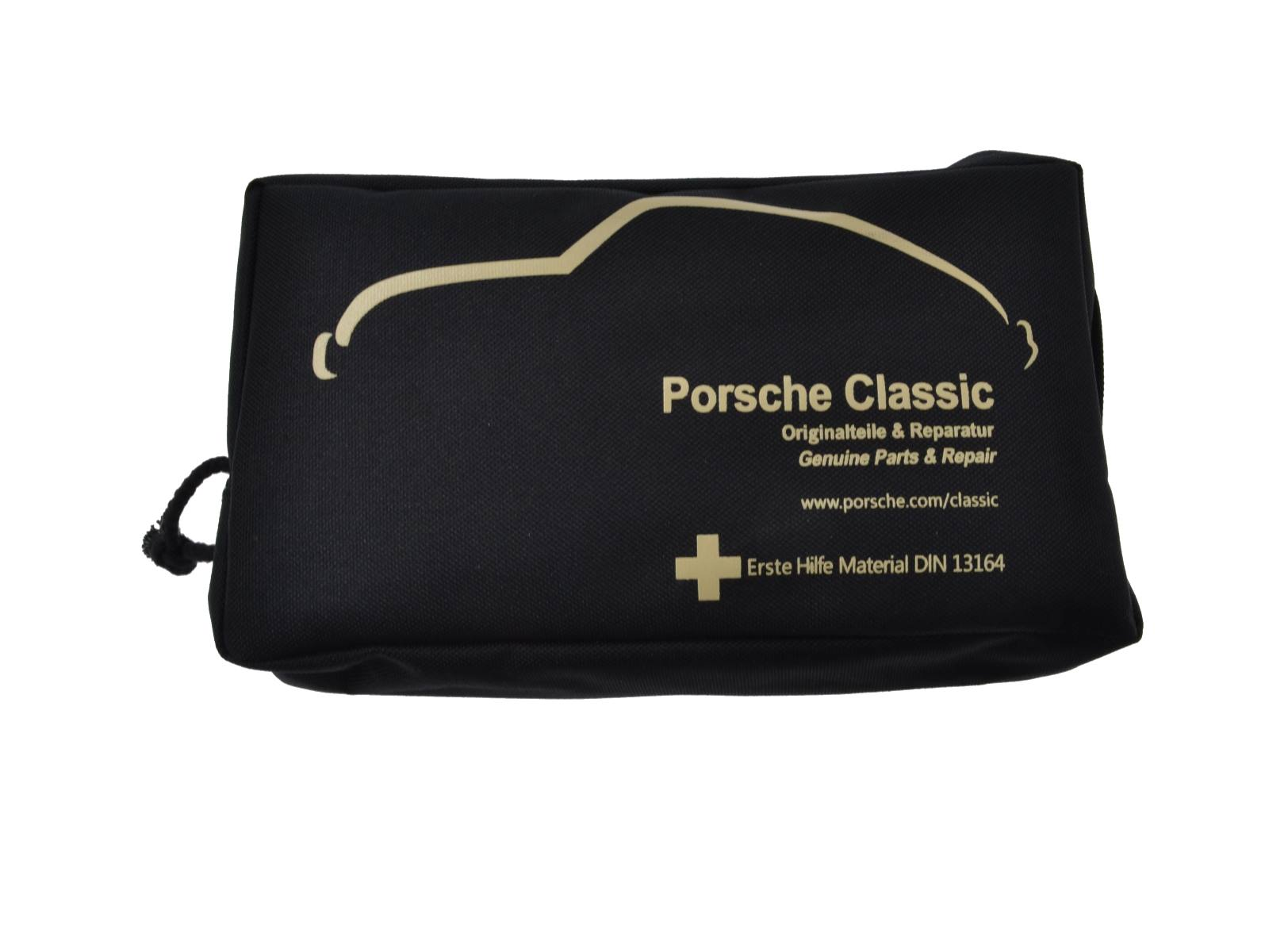 Original Verbandstasche für Porsche 911/944/928/986/996 Verbandskasten